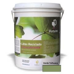 PINTUREC - Latex RecicladoExtracubriente Verde Tolh