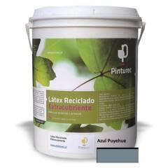 PINTUREC - Latex RecicladoExtracubriente Azul Puyeh