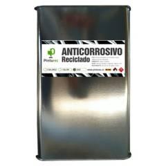 PINTUREC - Anticorrosivo RecicladoSatinado Gris 5G