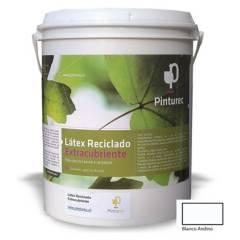 PINTUREC - Latex RecicladoExtracubriente Blanco And