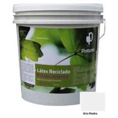 PINTUREC - Latex Reciclado Pinturec Extracubriente Gris Piedr
