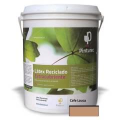 PINTUREC - Latex RecicladoExtracubriente Café Lauca