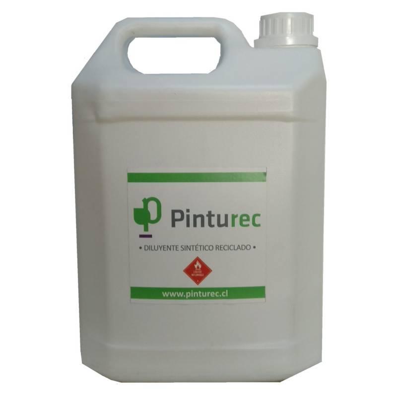 PINTUREC - Diluyente Sintetico Reciclado Pinturec 5L