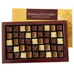 BOMBONES DOS CASTILLOS - Caja De Chocolates Surtidos N 2