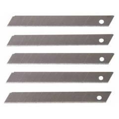 PACIFIC - Pack 10 Cuchillas 13Cm 9Mm Para Cuchillo Cartonero
