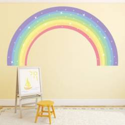 AVERY - Sparkle Rainbow Ws-50820