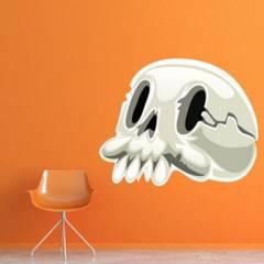 AVERY - Skull Halloween Ws-50678