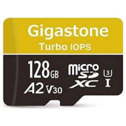 Gigastone - Tarjeta Microsdxc Uhs-I Game Pro Gigastone 128Gb