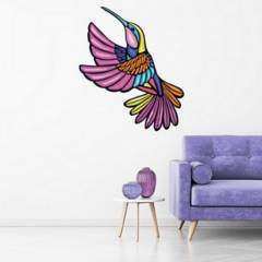 AVERY - Pink Design Hummingbird Ws-50709