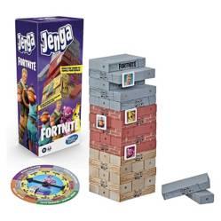 FORTNITE - Jenga Fortnite - Juego De Mesa - Hasbro