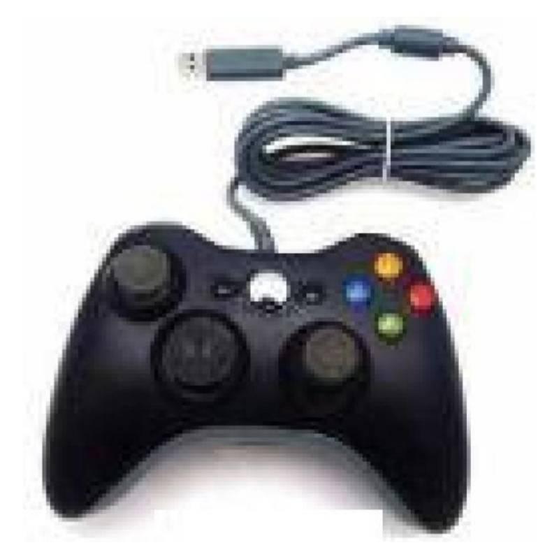 Dblue - Mando para XBOX 360 USB Negro / K