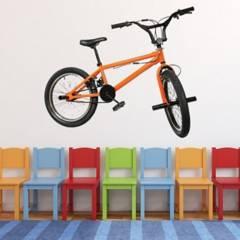 AVERY - Orange Bmx Bike Ws-50665