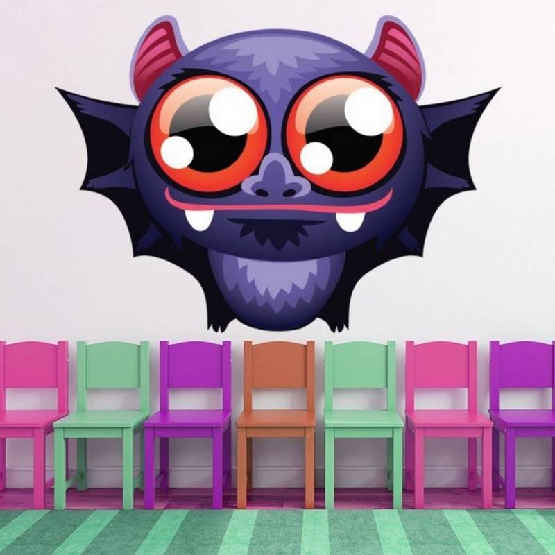 AVERY - Bat Halloween WS-50680