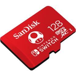 Sandisk - Micro SD Nintendo SWITCH UHS-I CARD 128GB