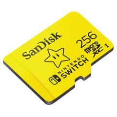 Sandisk - Micro SD Nintendo SWITCH  UHS-I CARD 256GB