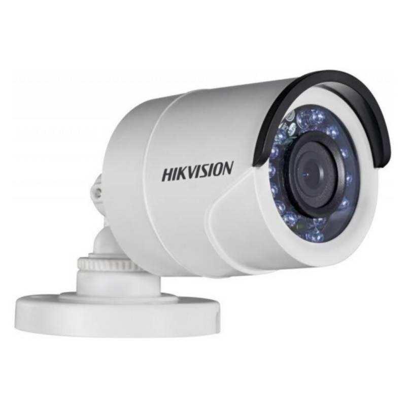 HIKVISION - CAMARA HIKVISION BALA TURBO HD 720P EXTERIOR