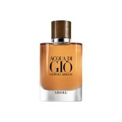 GIORGIO ARMANI - Perfume Hombre Acqua Di Gio Absolu EDP 75ml Edición limitada
