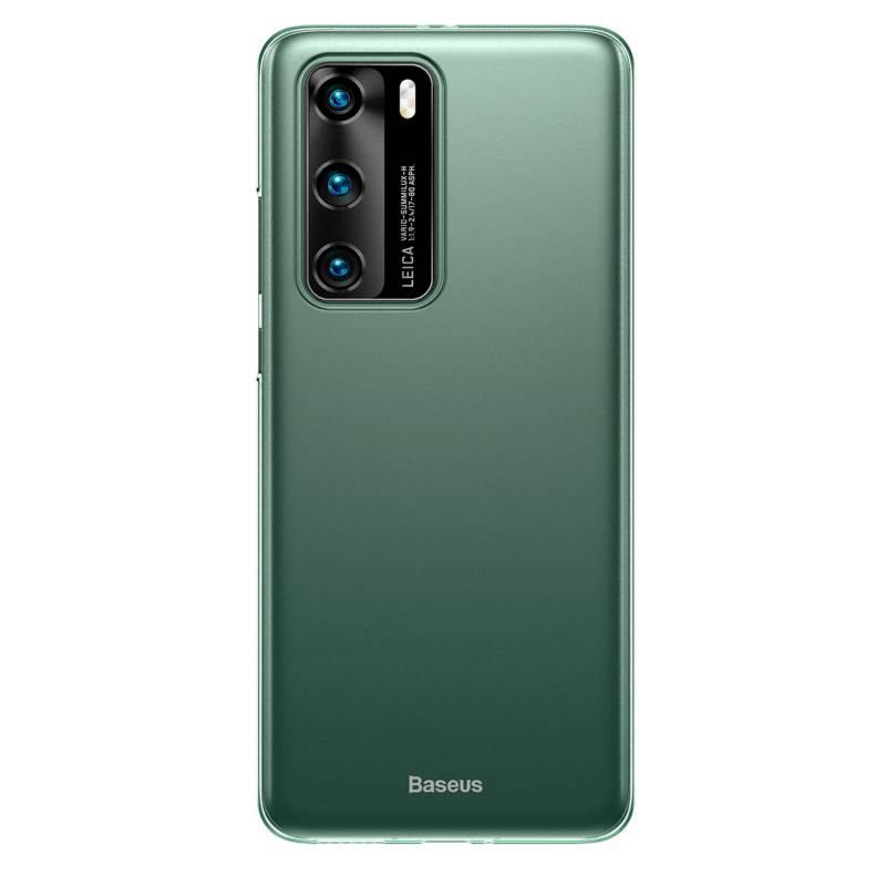 Carcasa Par Huawei P40 Verde