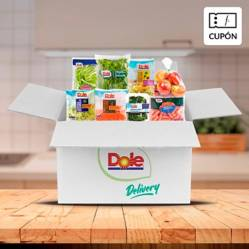 DOLE - Caja de ensaladas premium con 3 kits exclusivos, incluye despacho