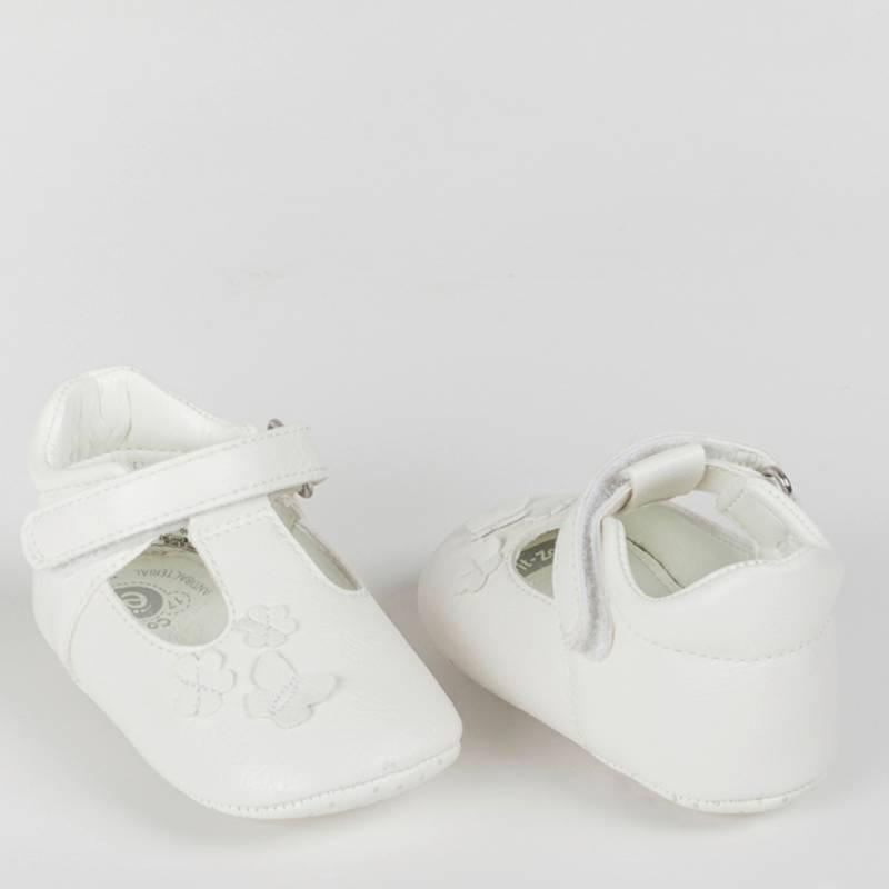 COLLOKY - Ballerina Bebé Niña Blanca