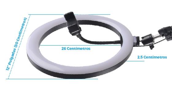 Aro LED Aro de Luz LED Grande USB