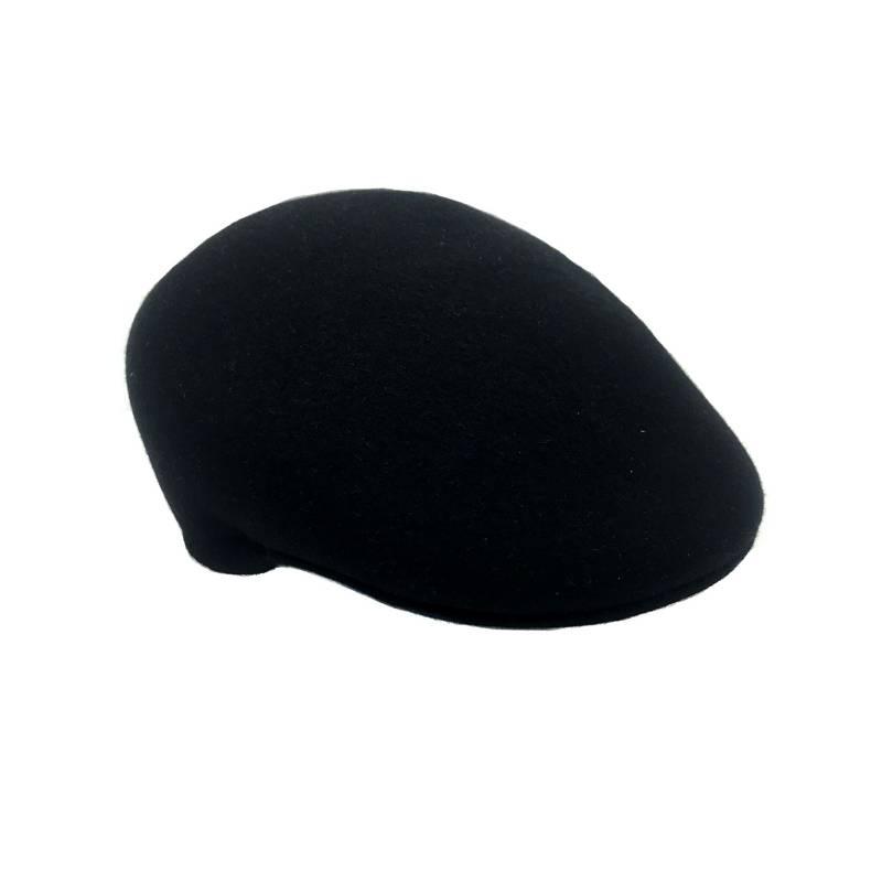 CANADIAN - Sombrero Cangool Negro 100% Fieltro De Lana