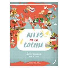 VICENS VIVES - Atlas De La Cocina