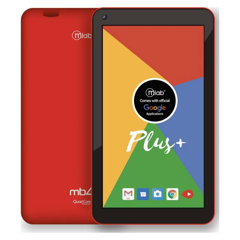 MLAB - Mlab Tablet 7 Mb4 Plus 116Gb Red 8760