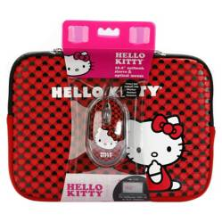 Hello Kitty - Funda Tablet Netbook 10  Mouse
