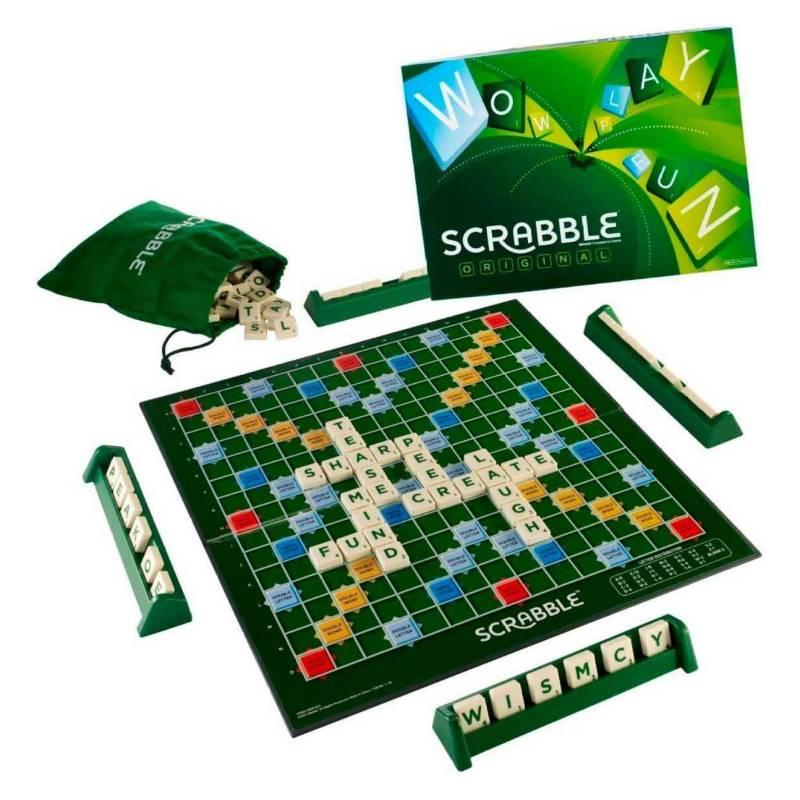 GAMES - Games Scrabble Original