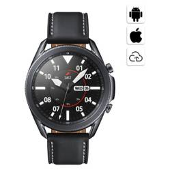 Samsung - Galaxy Watch 3 45mm Mystic Black