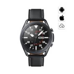 SAMSUNG - Galaxy Watch 3 45mm Mystic Black