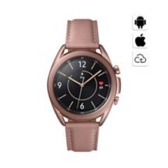 SAMSUNG - Galaxy Watch3 41mm Mystic Bronze
