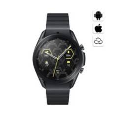 SAMSUNG - Galaxy Watch 3 45 MM Titanium