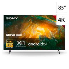 "SONY - LED 85"" 85 XBR-85X805H 4K Ultra HD Smart TV"