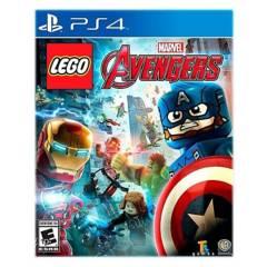 PLAYSTATION - Lego Marvel Avengers Ps4