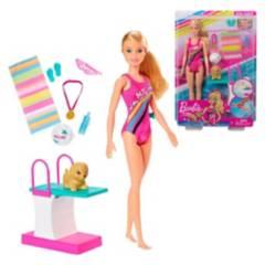 BARBIE - Barbie Dream House Adventure Barbie Nadadora