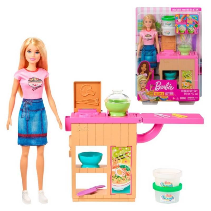 BARBIE - Barbie Cocina De Fideos