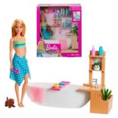 BARBIE - Barbie Baño De Espuma