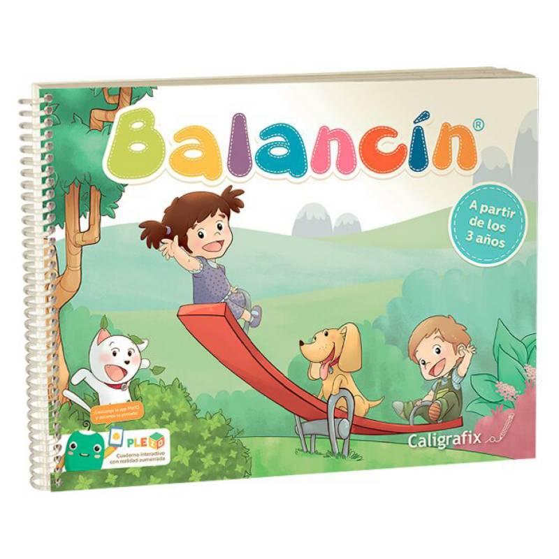 CALIGRAFIX - Balancin Play Group