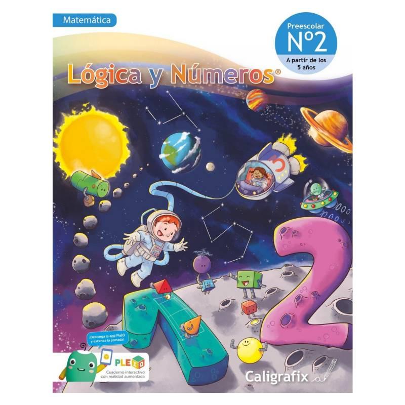 CALIGRAFIX - Lógica y Números Nº2