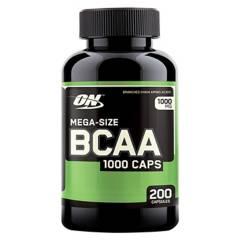 OPTIMUM NUTRITION - Bcaa 1000 - 200 Caps. On
