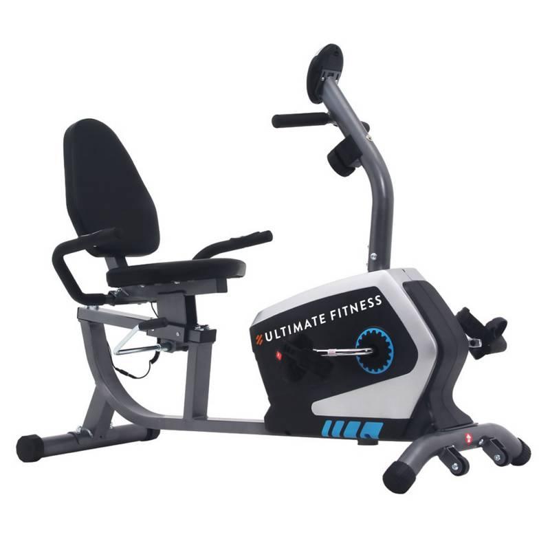 ULTIMATE FITNESS - Bicicleta Estática R330 Pro Magnética Ise