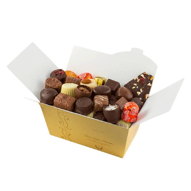 LEONIDAS - Ballotin 1 Kg Chocolate Belga