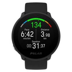 Polar - Reloj Fitness Polar Unite Black