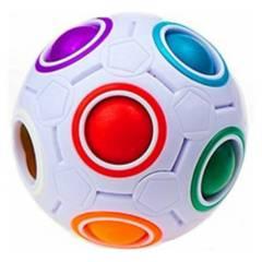 STREET BULL - Puzzle Pelota Rainbow Ball