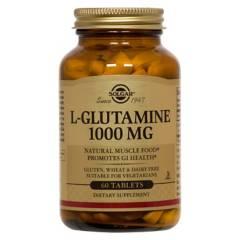 SOLGAR - L-Glutamine 1000 Mg -  60 Tab Sol