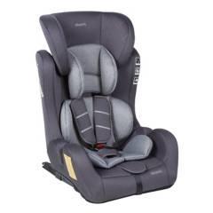 BBQOOL - Silla De Auto Butaca Safe Isofix Grey