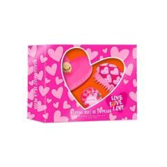 AGATHA RUIZ DE LA PRADA - Set Love Love Love EDT 50ml + Lipbalm + Peine - Perfume Mujer