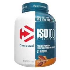 DYMATIZE - Proteina Iso 100 Peanut Butter